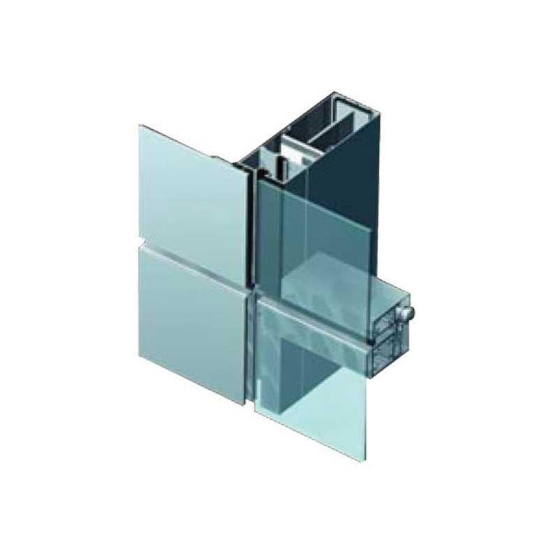Allure Curtain Wall Unitized System Allure System